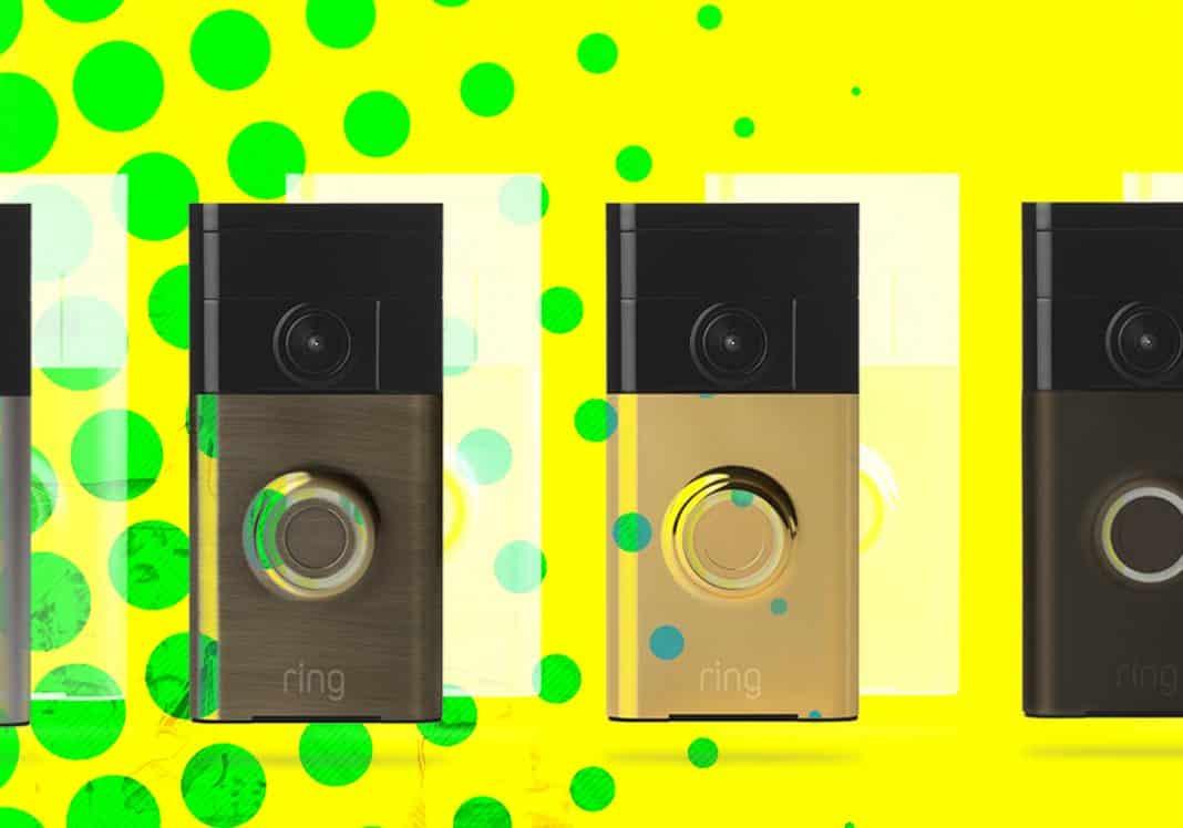 Ring Door Bell