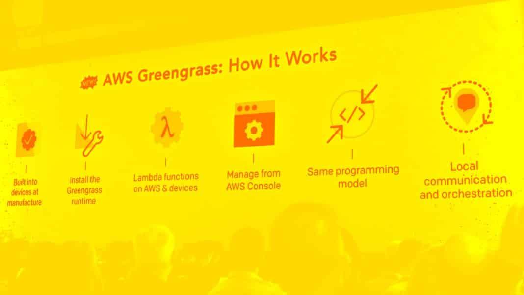 AWS Greengrass Announcement - 6 Key Takeaways