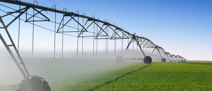 What is IoT? Smart irrigation