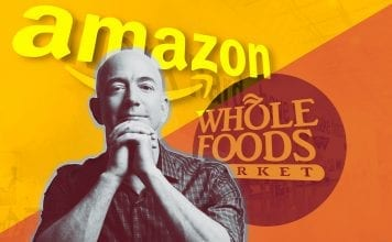 Amazon's Whole Foods: Grocery Chains are F*cked