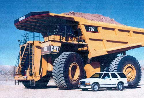 preventive maintenance on mining trucks