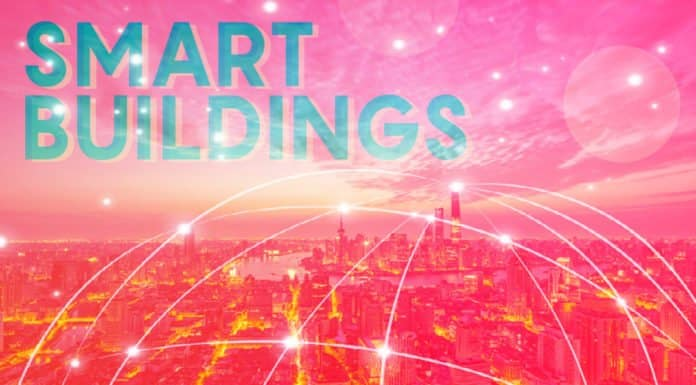 smart building technology with iot solutions and applications