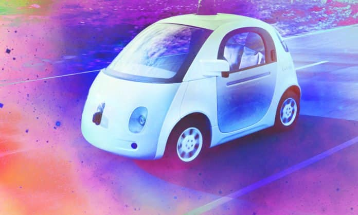 SELF-DRIVE Act, Self-driving car bill