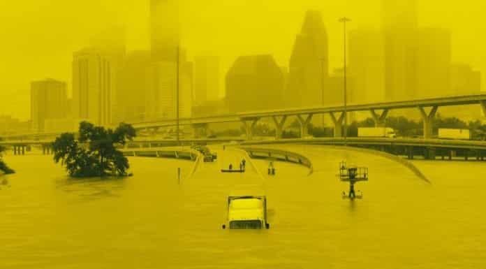 IoT natural disaster