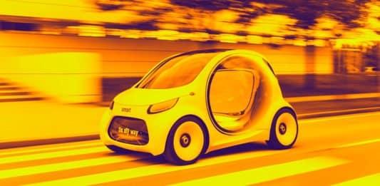 baidu autonomous driving fund car