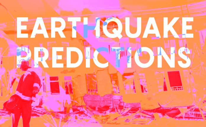 IoT Earthquake prediction