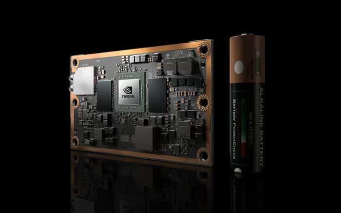 Fog Computing NVIDIA Jetson GPU