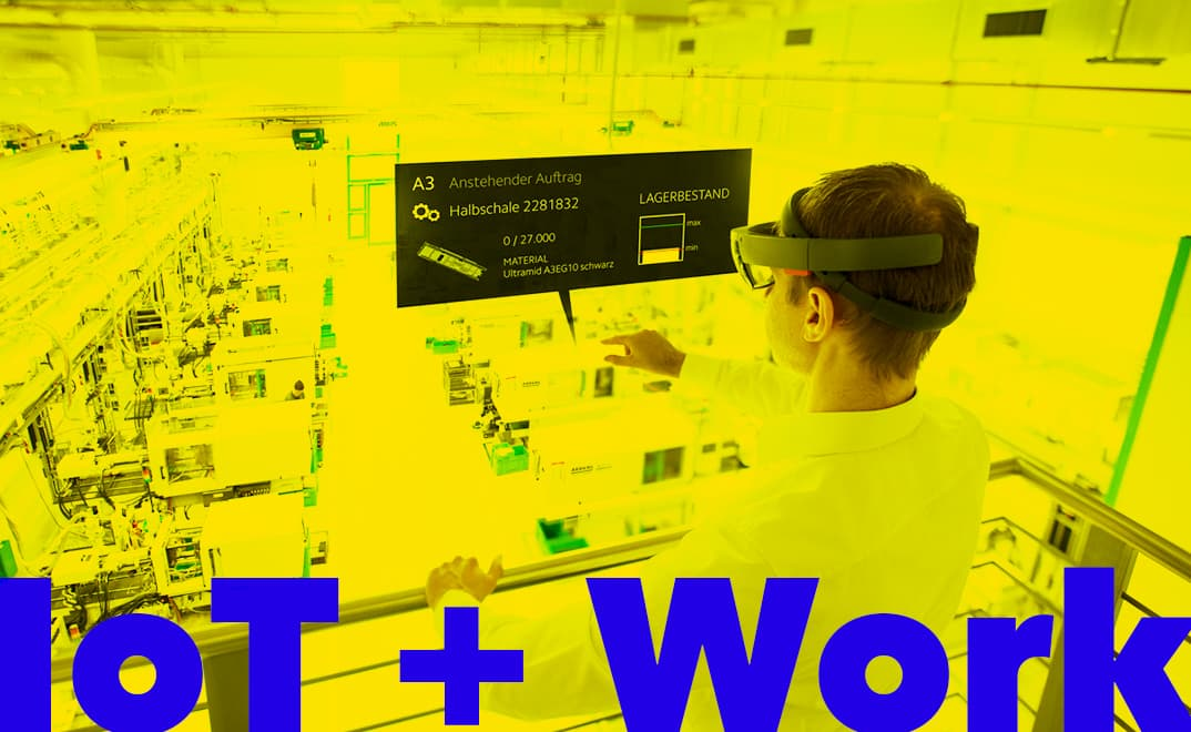 Generation IoT Goes to Work: A New Look at Work Roles