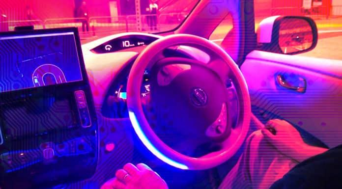 The 5 levels of autonomous driving