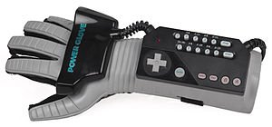 Early gesture control, the Power Glove