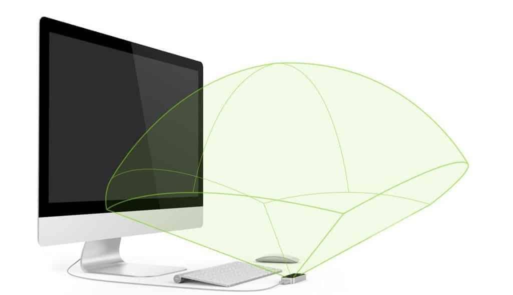 Leap Motion Desktop Controller