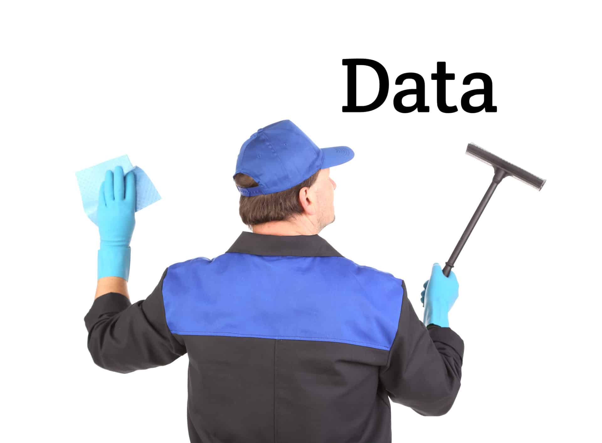 Clean your data