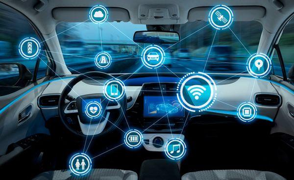 How IoT is Driving the Autonomous Vehicle Revolution