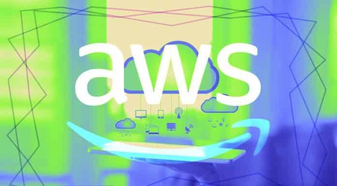 Amazon Web Services powering an IoT platform