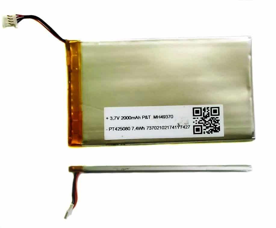 A Li-Poly pouch cell