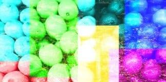 Picture of local citrus fruits