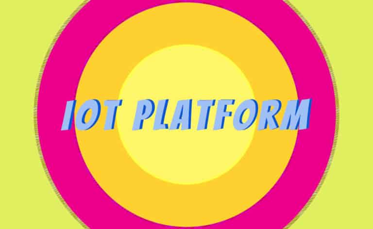 "The text ""IoT Platform"""