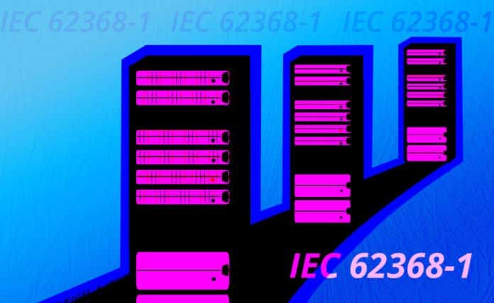 Image of three server towers with