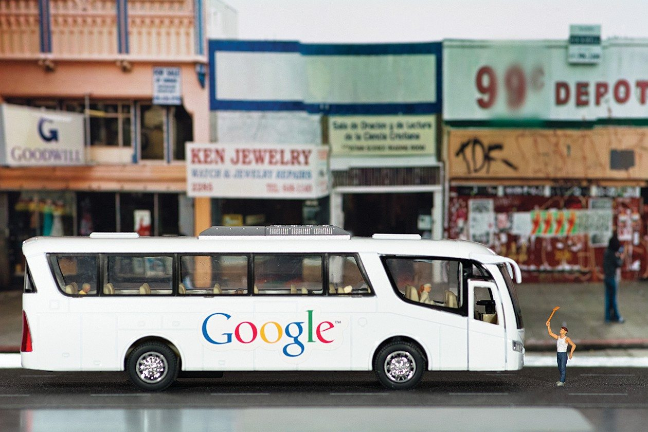 A google smart bus demo