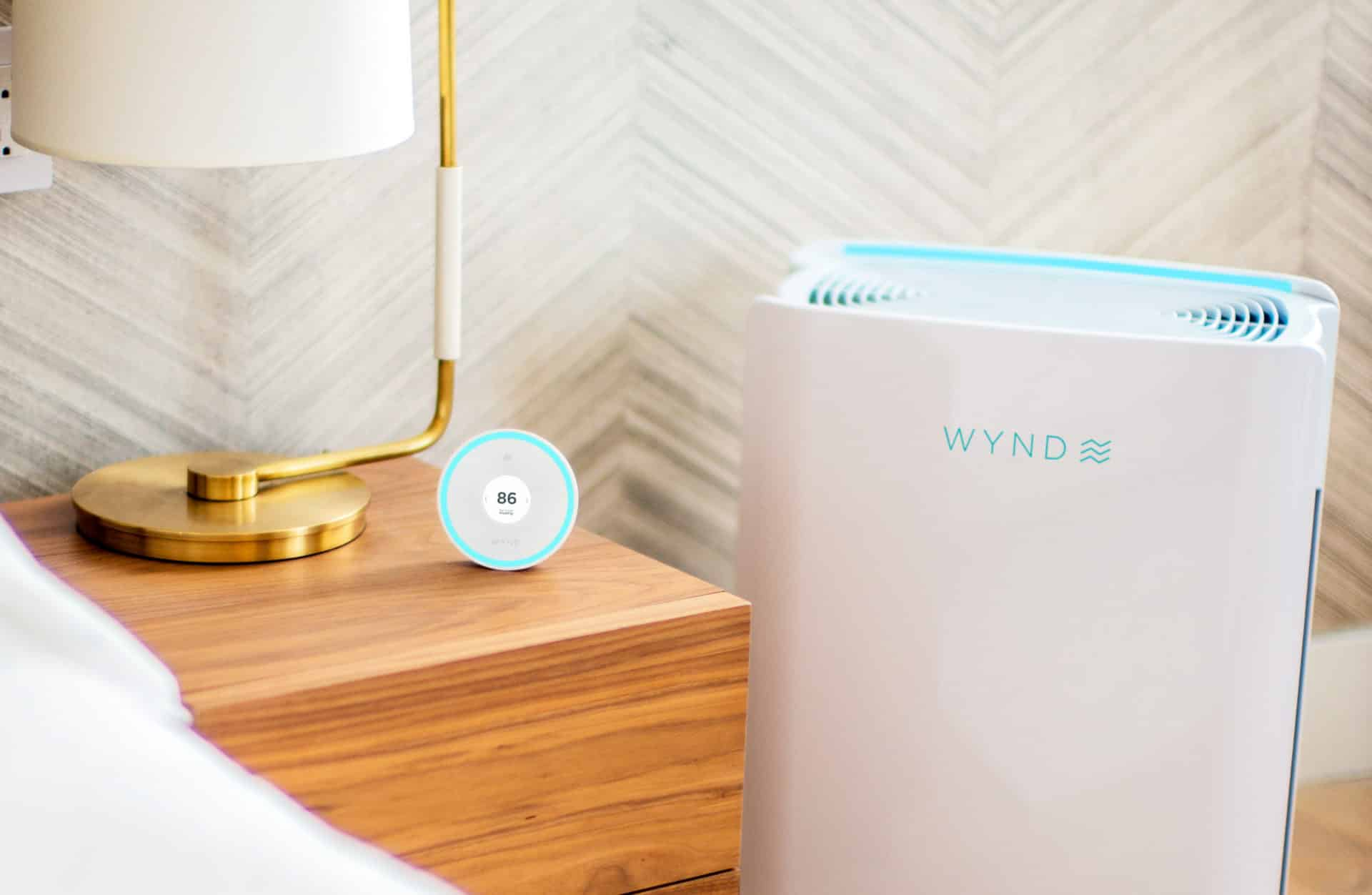 Image of Wynd Halo Home Purifier