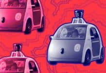 Image of Google's Self-Driving Car