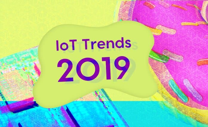Top IoT Trends to Rule in 2019 | IoT For All