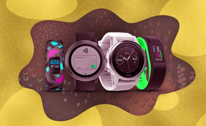 Image of IoT-enabled wearables