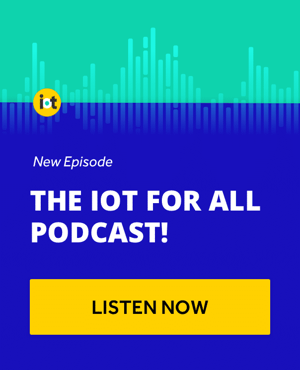 New IoT For All Episode Banner