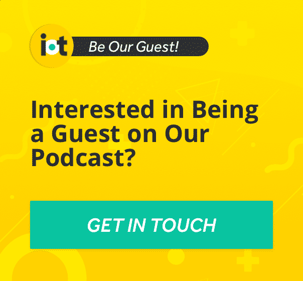 podcast sign up form banner
