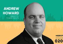 Ask IoT_ Andrew Howard