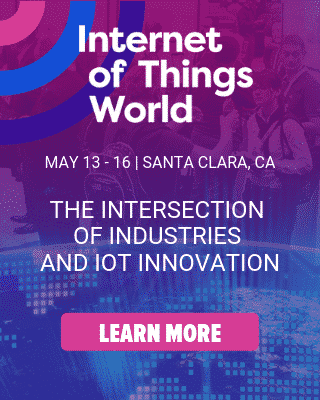 Internet of Things World Conference sign up link