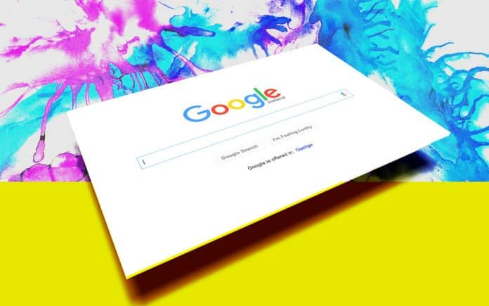 Google searchbar