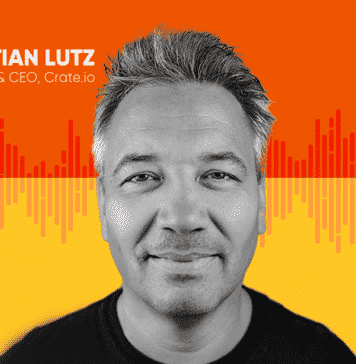 Crate.io Founder Christian Lutz