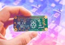 A Raspberry PI Card