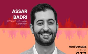 Image of Assar Badri, CEO and Co-founder of CoreKinect is the guest on IFA's Podcast Episode 37