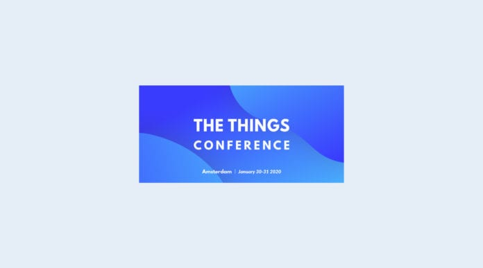 The Things Conference Press Release