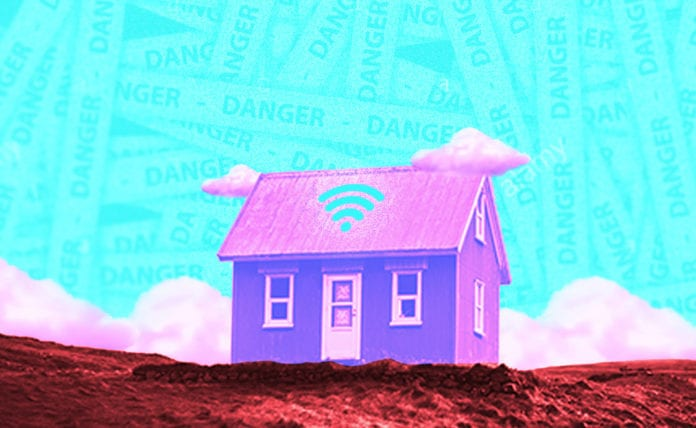 Smart Home...or Danger Zone? Don't let your IoT-based smart home devices serve as entryways for hackers