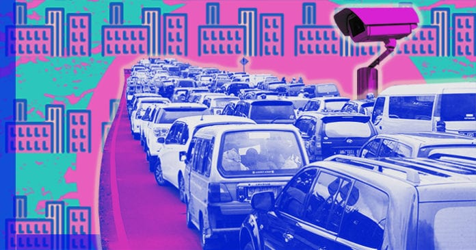IoT-Enabled Traffic Congestion Monitoring