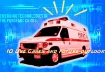 Emerging Technologies in the Pandemic Crisis: 10 Use Cases and Future Outlook