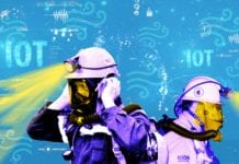 How IoT Keeps Mine Workers Breathing Underground