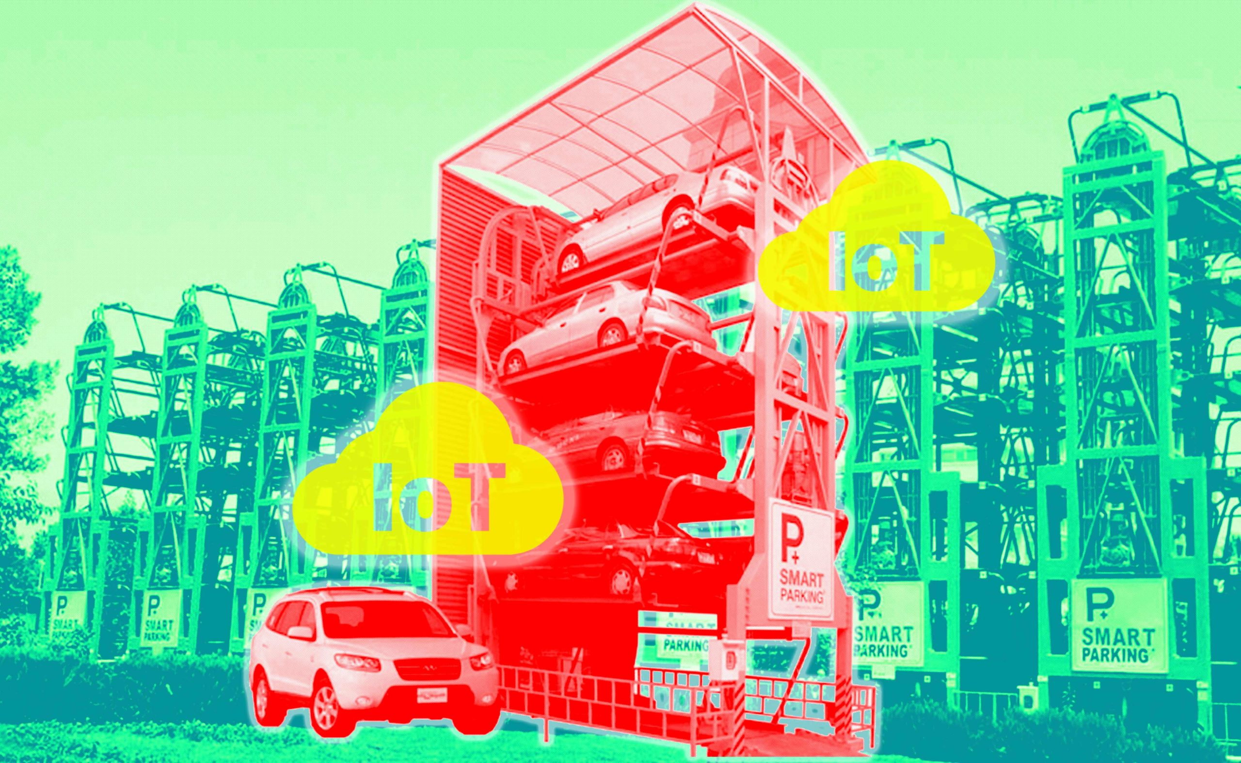 How To Use IoT For Smart Parking Solution Development