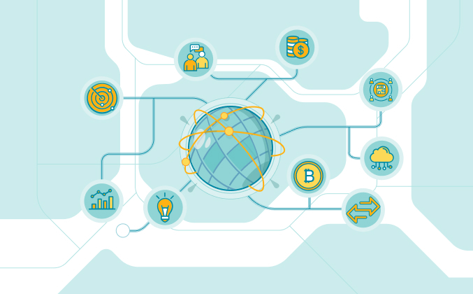 What is IoT? IoT means connecting everything to the Internet.