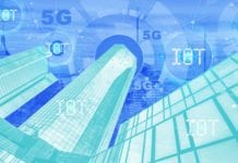 5G Security in an IoT Architecture