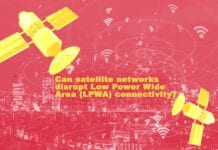 Can Satellite Networks Disrupt Low Power Wide Area (LPWA) Connectivity?