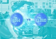 The Edge vs. The Cloud: A Hybrid Approach for Manufacturing