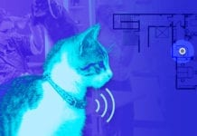 Pet Tracking with Bluetooth Low Energy (BLE)