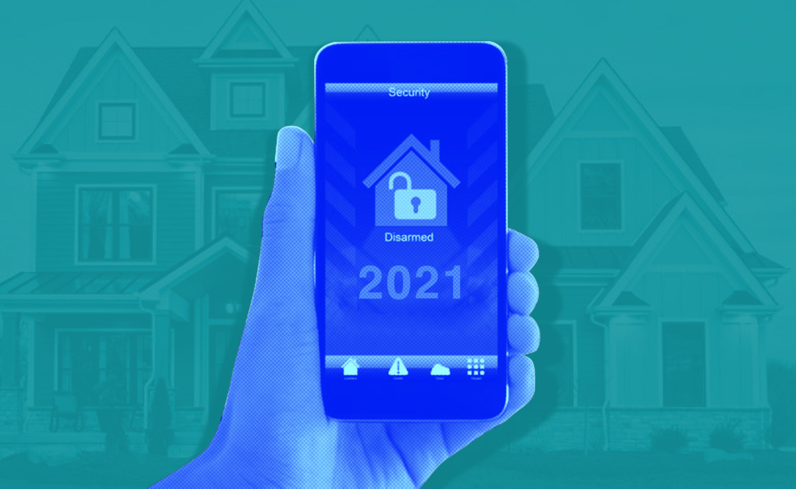 Smart Home Industry to See Opportunity and Risk for 2021 1 scaled.