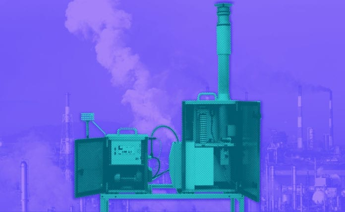 Solving Air Pollution with IoT