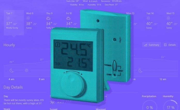 humidity sensors, water, IoT