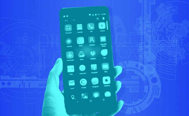 Mobile apps, IoT, device management